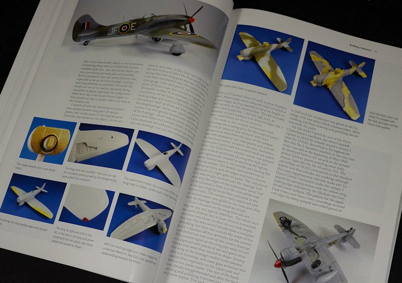 Airframe Amp Miniature E Cthe Hawker Tempest E A Complete Guide To The Raf E S Last Piston Engine Fighter E D By Richard A Franks