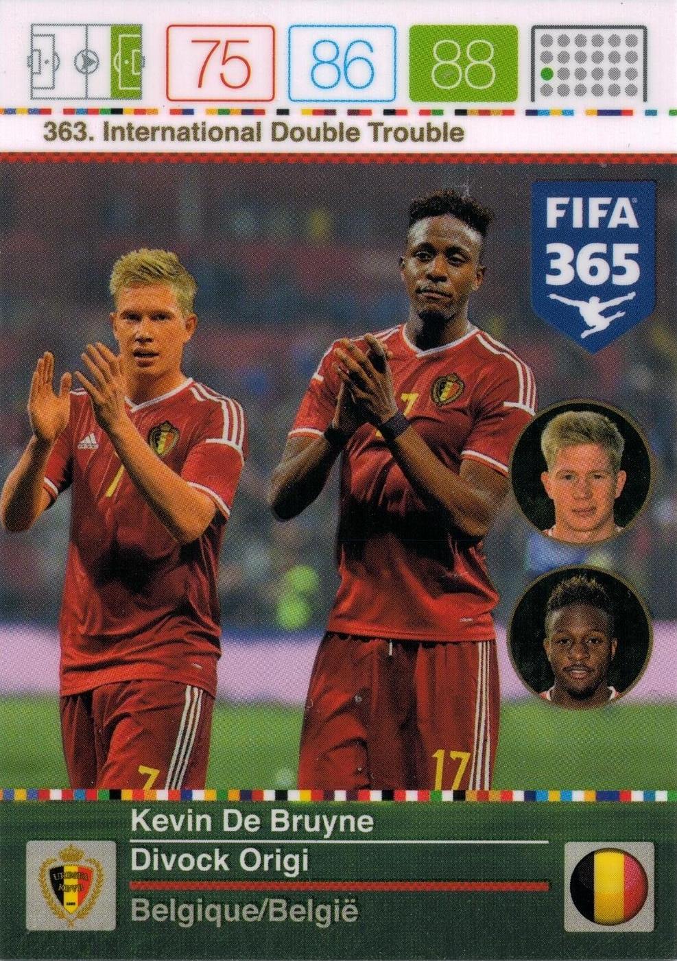 Fifa 365 Adrenalyn XL-nº 208 Michy Batshuayi-Goal Machine