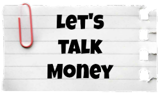 Let's Talk Money | NewMamaDiaries.blogspot.com