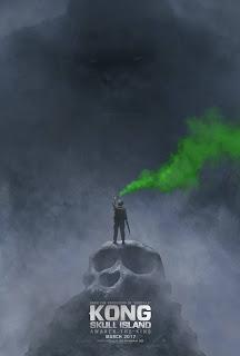 Kong: Skull Island - Poster & Trailer