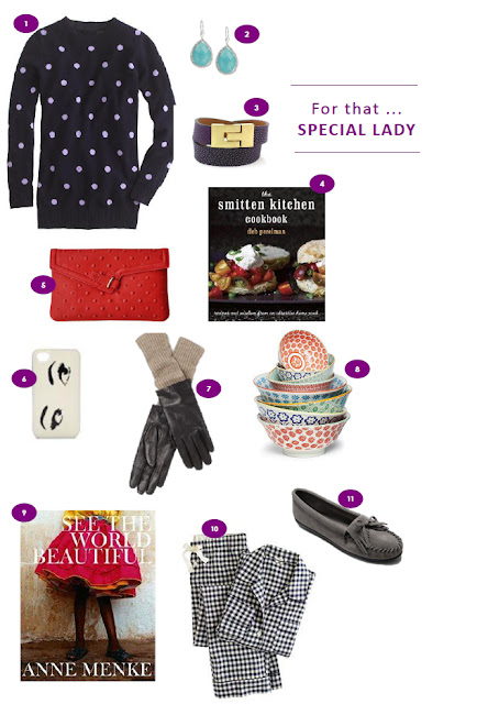 Holiday Gift Guide for gifts for her
