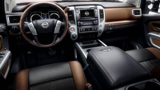 2018 Nissan Titan XD Changes