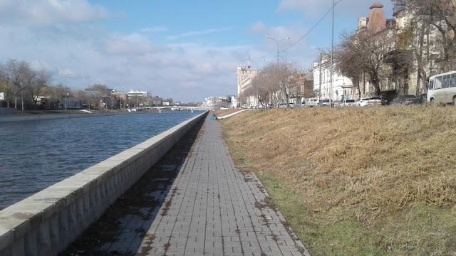 Набережная 1 Мая Астрахань