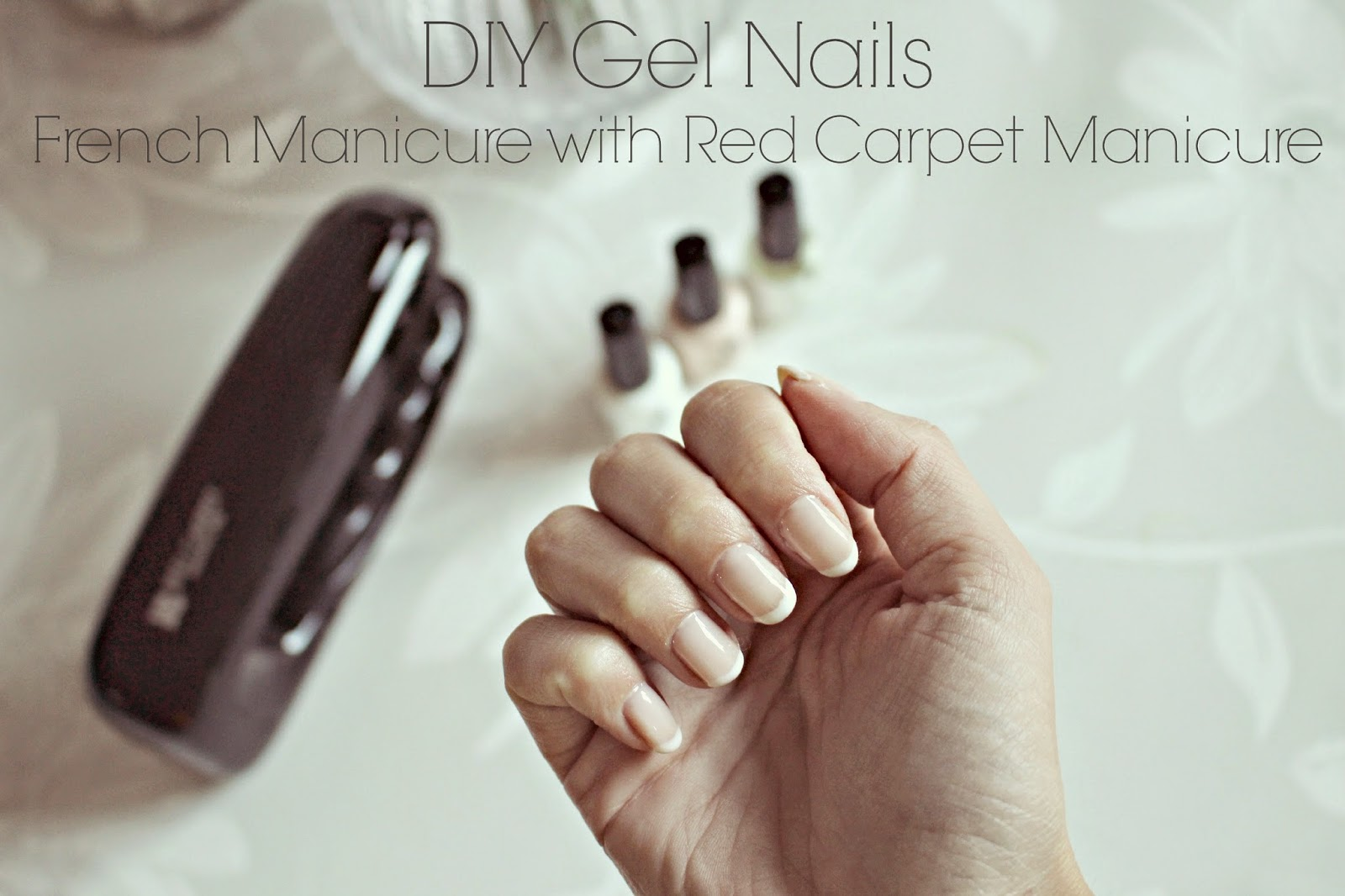 French manicure gel nails at home diy french manicure gel nails tutorial fashion mumblr solutioingenieria Gallery