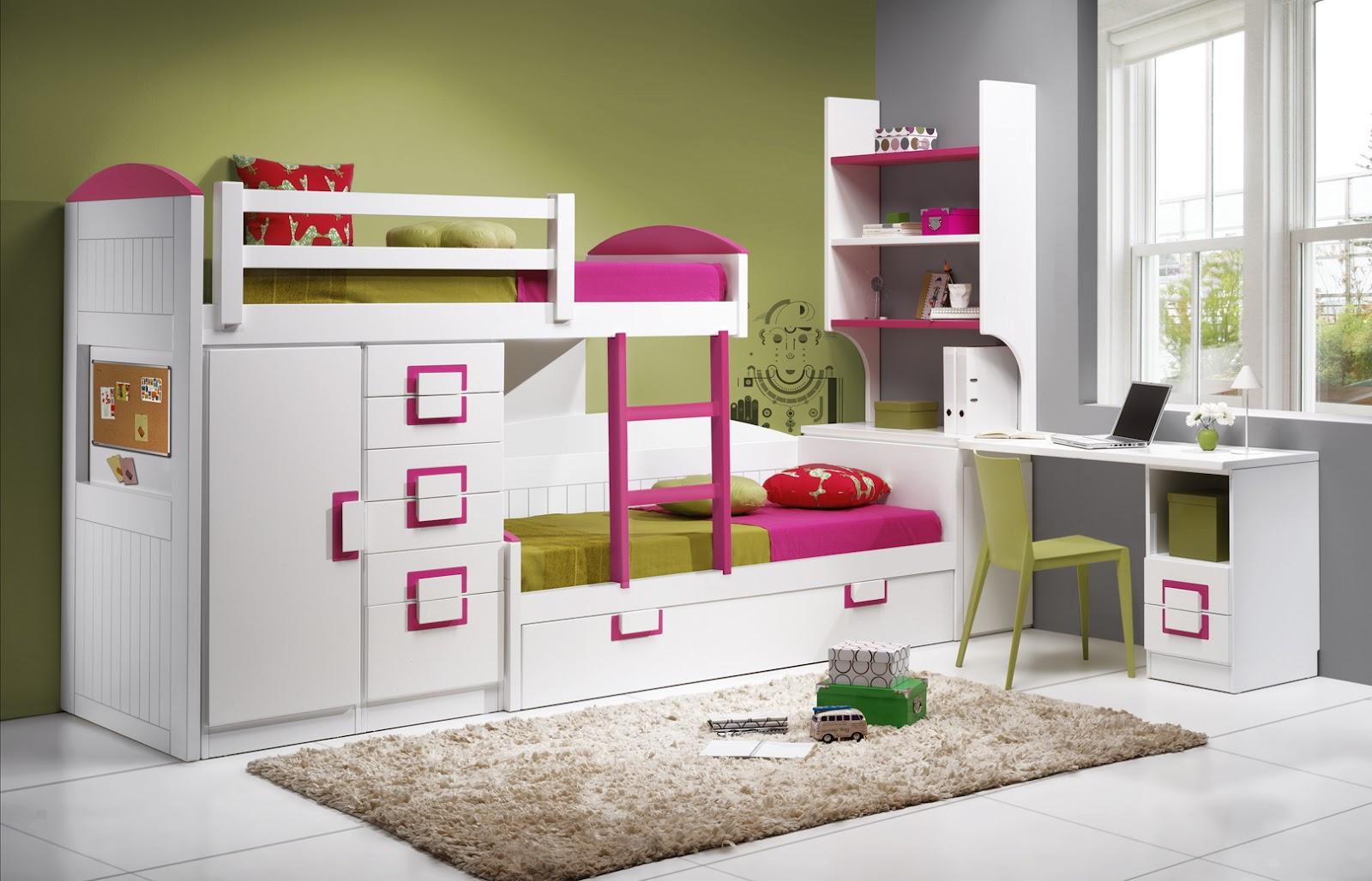Muebles Para Dormitorios Infantiles - Diseños Arquitectónicos ...