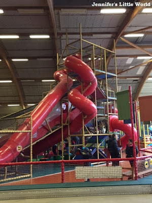 Indoor soft play at Center Parcs Erperheide