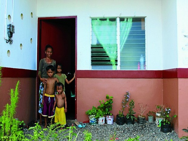 NEW HOMES, NEW LIFE, FOR YOLANDA SURVIVORS