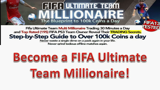 Fifa Ultimate Team Millionaire Trading Center - Launching Now!