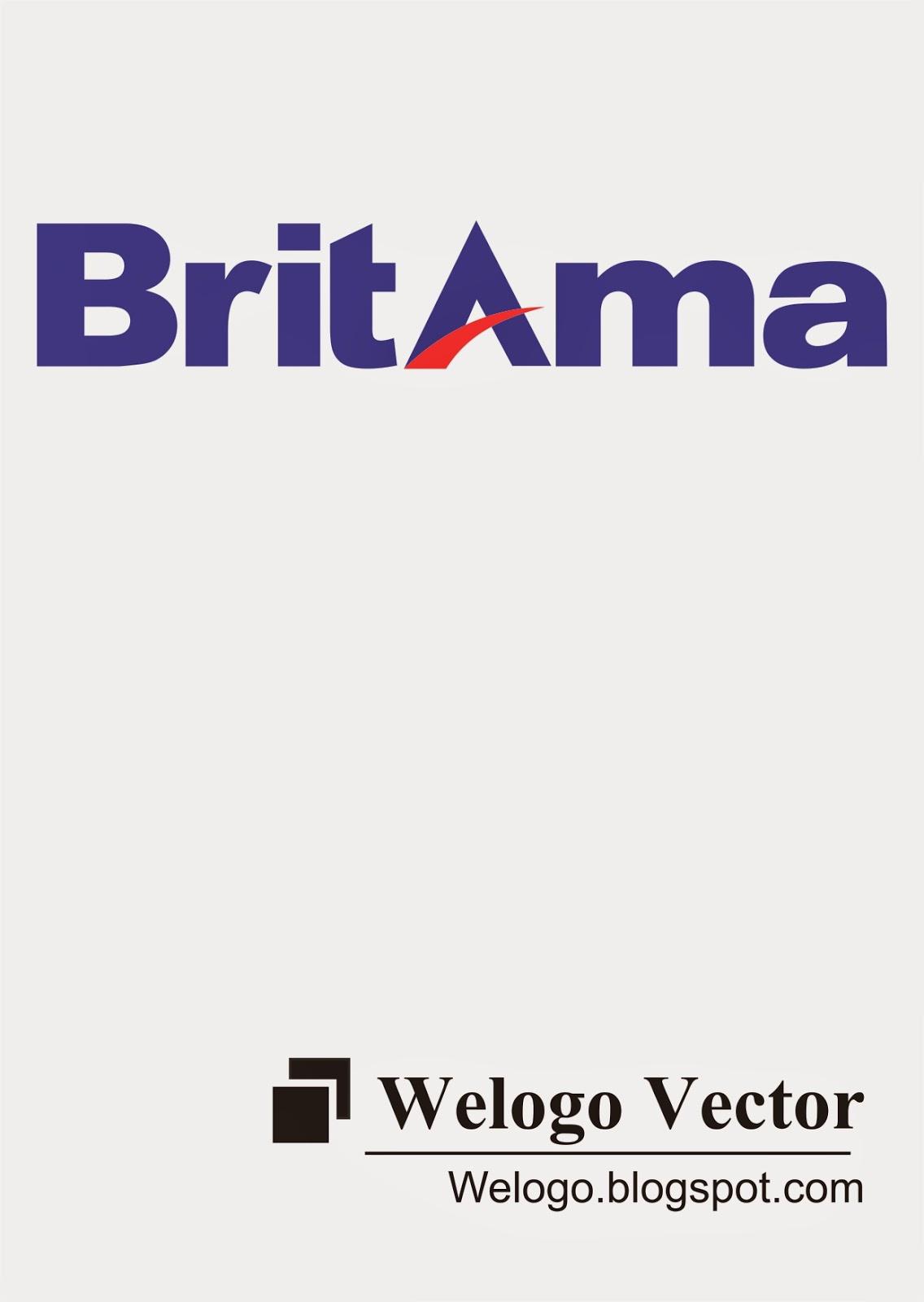 Logo Atm Bri : Britama, Vector