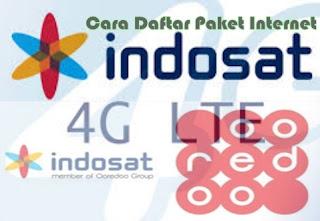 Cara Daftar Paket Internet Indosat
