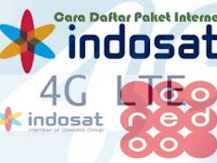 Cara Daftar Paket Internet Indosat Ooredoo (IM3, Mentari) dan Harganya