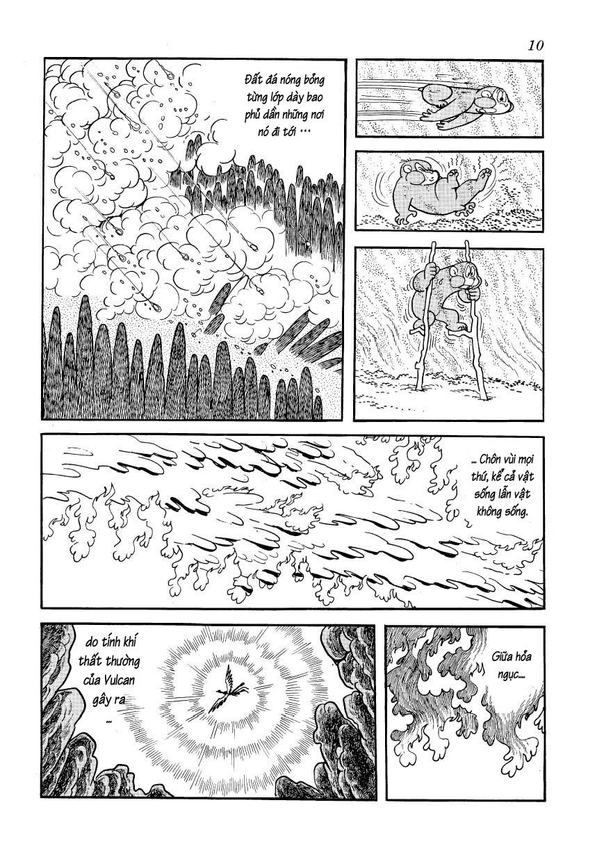 Hi no Tori hi no tori vol 1 part 001 trang 11