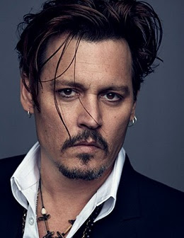 Johnny Depp The New Face of Christian Dior Parfums, Johnny Depp, Christian Dior Parfums, CD Parfums, Dior Parfums