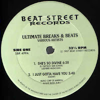Ultimate Breaks and Beats (SBR 499)_1.Forrest - She's So Divine