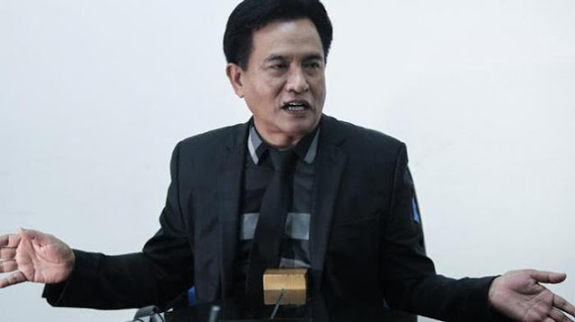 Pak Yusril Diundang Presiden Jokowi Bahas Habib Rizieq, Hasilnya di Luar Dugaan