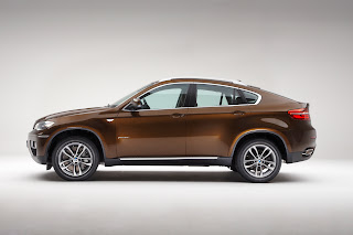 2013 BMW X6 mid generation makeover