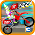 Clown Hero Pizza Bike Delivery