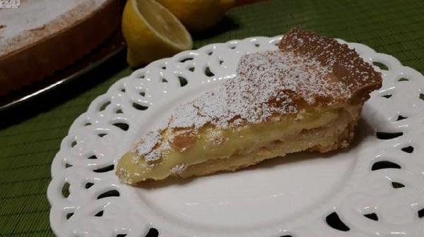 Lemon pie εύκολη