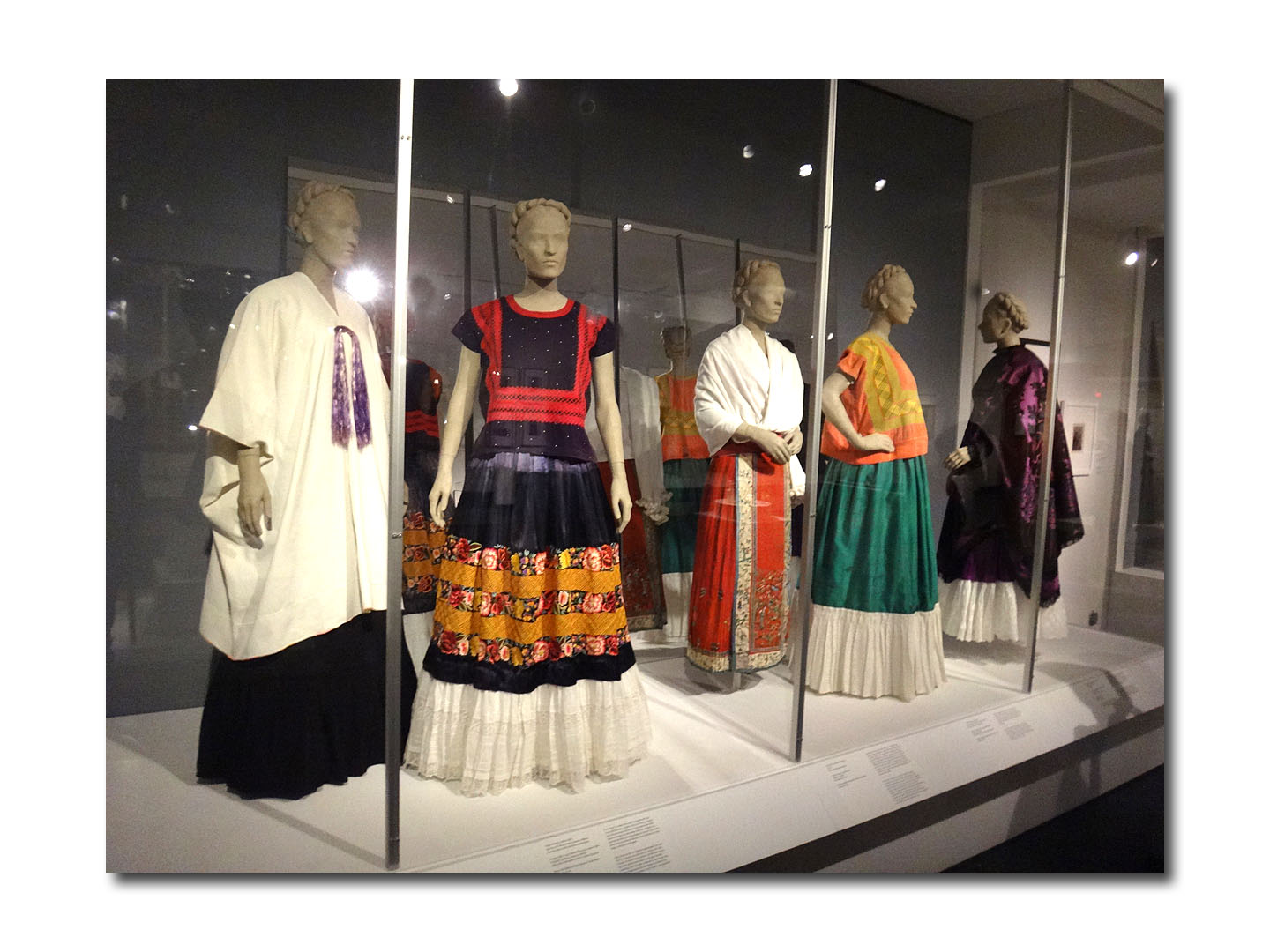 1f34e1c93403 Far left  Huipil made from plain handwoven cloth like the one Kahlo is  buried in