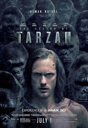 The Legend of Tarzan (BRRip 1080p Dual Latino / Ingles) (2016)