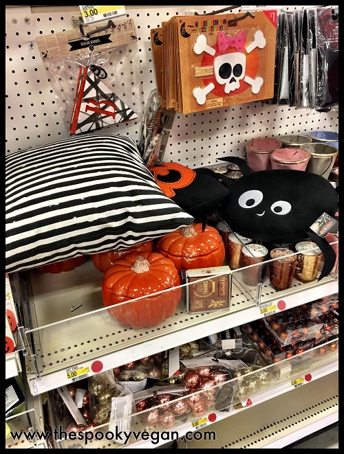 cat and jack o lantern pillows for 3 - Target Halloween