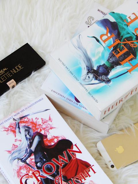 Crown Of Midnight No Spoiler Book Review | empoweredinternetwomen
