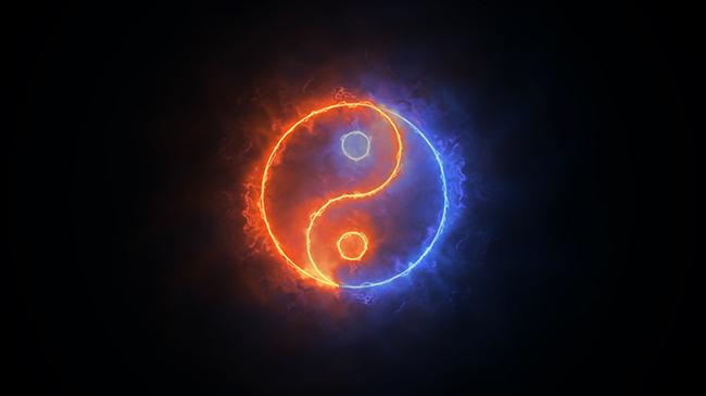 Yin and Yang Wallpaper Engine