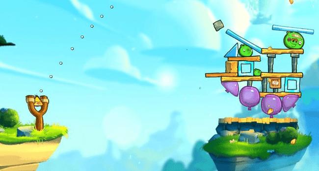 تحميل لعبة الطيور الغاضبة Angry Birds للكمبيوتر والموبايل