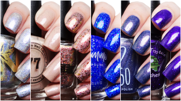 xoxoJen's swatch of Polish Pick Up: January 2019 Mythology