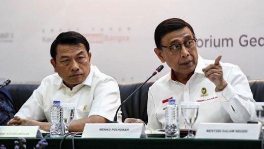 Ngajak Golput Dijerat UU ITE, BPN Curiga Wiranto Punya Motif Lain
