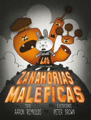 Libro infantil para halloween: las zanahorias maleficas