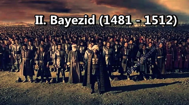 II. Bayezid Hayatı {featured}