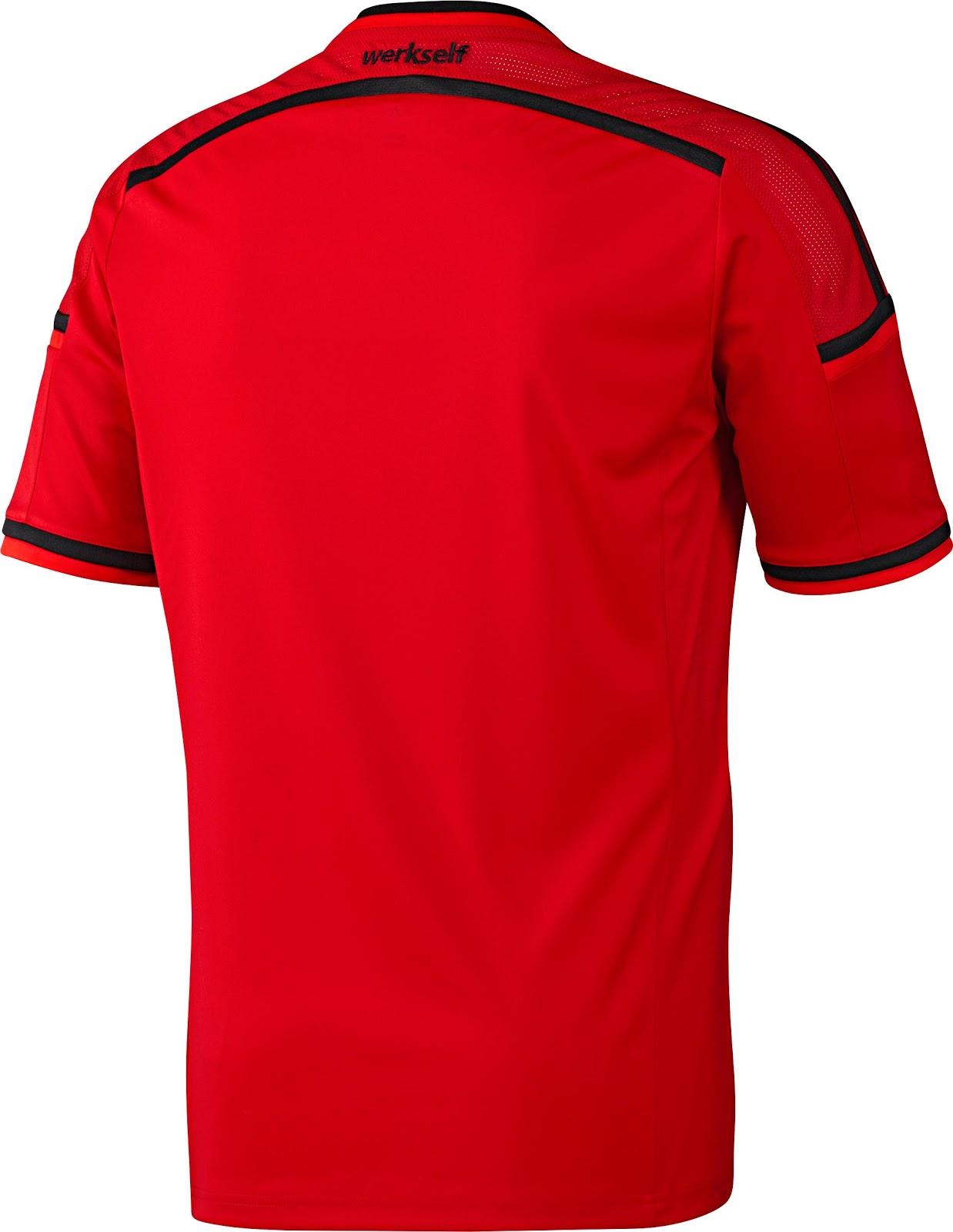Bayer Leverkusen Trikot 15 16