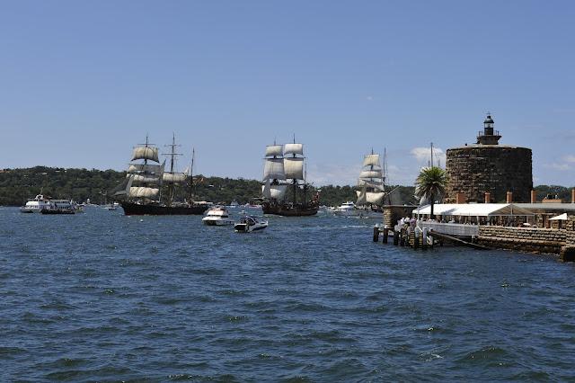 Desfile De Barcos En Long Island