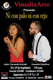 Ni con palo ni con rejo | Teatro Jugueteatro