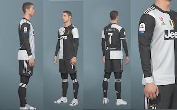 Juventus KitPack   Season 2019/20   PES2019   PC   PS4