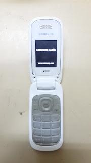 Samsung Caramel E1272 Rusak Buat Kanibalan