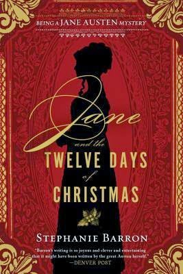 Book Cover: Jane and the Twelve Days of Christmas - Stephanie Barron