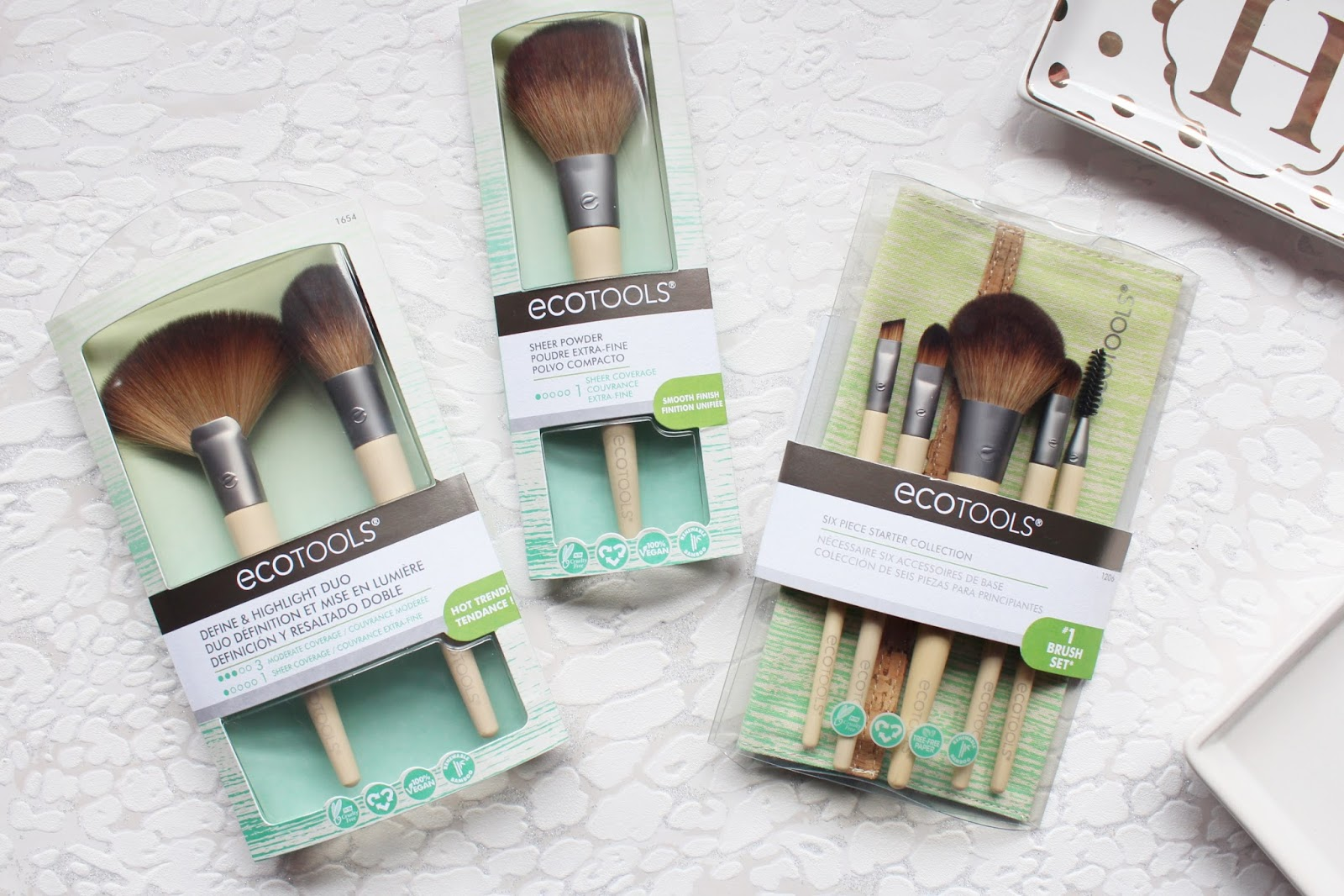 Ecotools Brushes