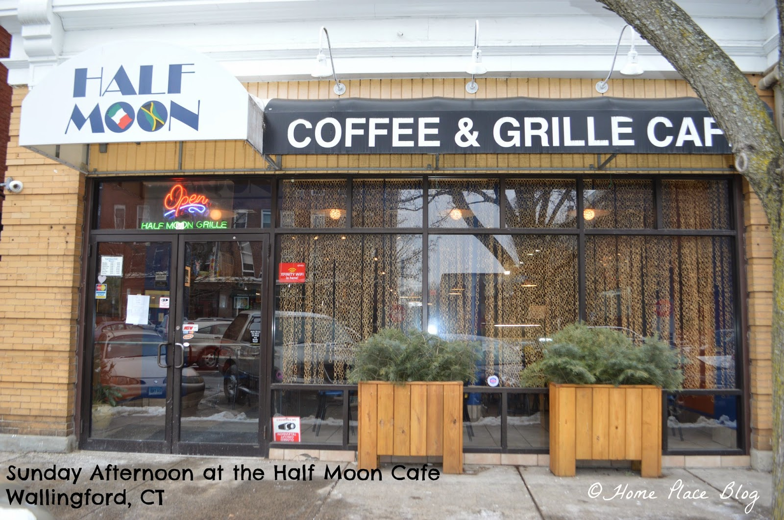 Home Place Half Moon Cafe And Grille In Wallingford Ct