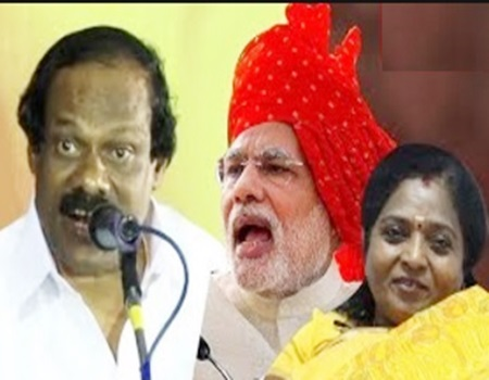 Dindigul Leoni Ultimate Comedy Speech | BJP & Modi Activities