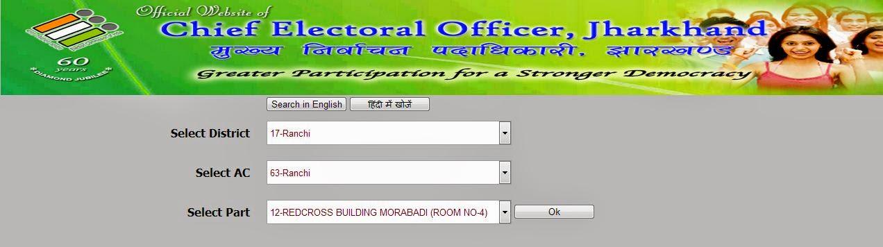 Voter List Rajasthan 2015 - ramsofthotsoft
