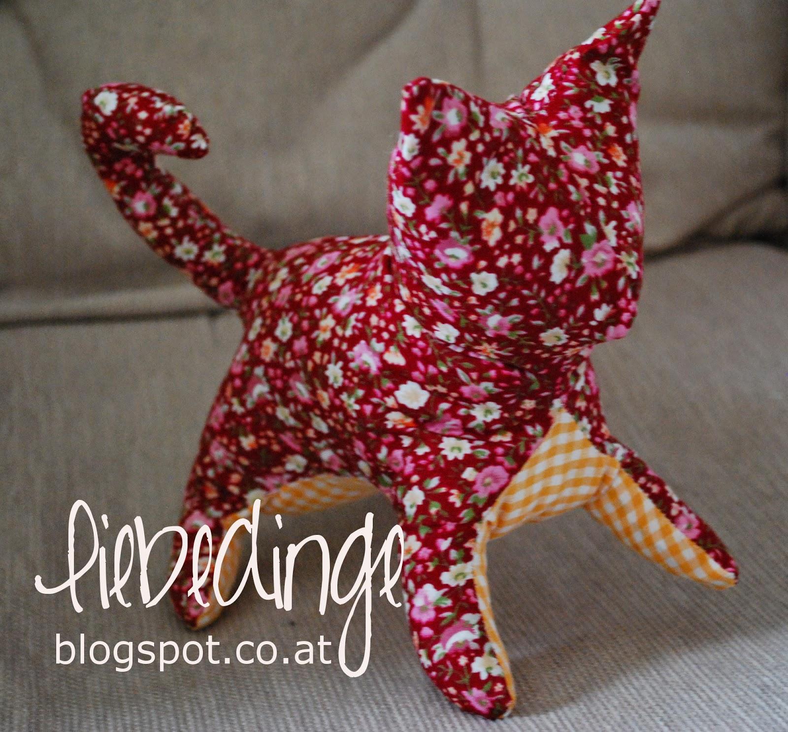 Attractive Nähen Katze Muster Picture Collection - Decke Stricken ...