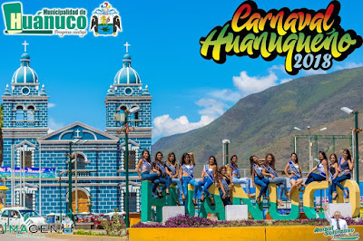 Carnaval Huánuco, Carnavales Perú, mejores carnavales de Perú