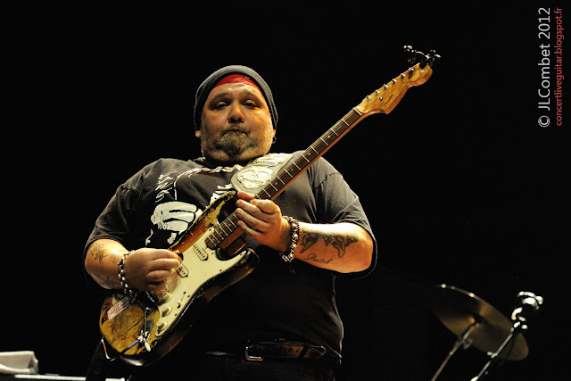 Popa chubby live in marseille something also
