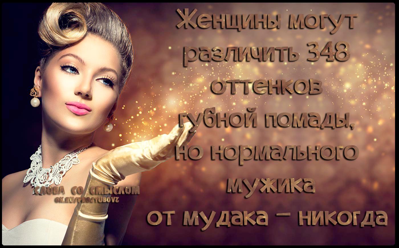 Статусы про себя любимую стервочку - Афоризмо.ru