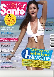 Magazine Côté Santé Bungy Pump