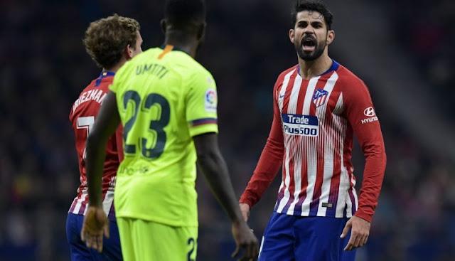 Costa Alami Petaka Usai Cetak Gol Pertama Sejak Februari