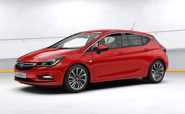 Opel Astra Royal Blue 2017 >> Opel Astra V (2018) - Couleurs / Colors