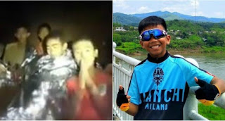 Ταϊλάνδη: Βγήκε το ενδέκατο παιδί από τη σπηλιά. Παραμένει ένα 12χρονο αγόρι και ο προπονητής (συνεχής ενημέρωση)